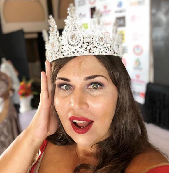 Анастасия Погосова победила на конкурсе красоты