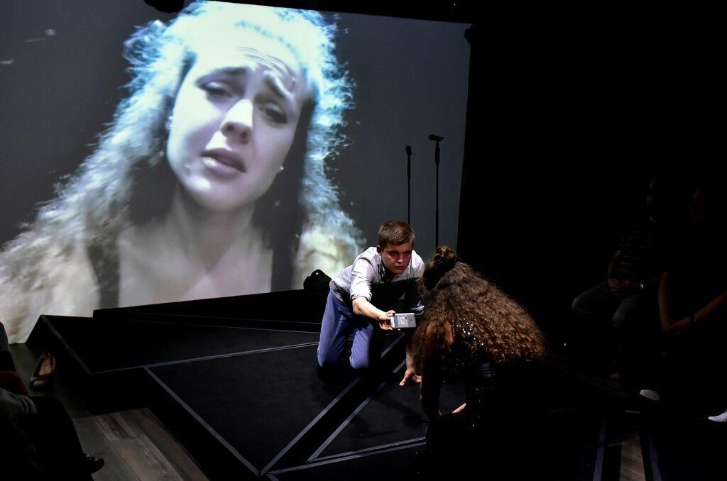4 декабря в Национальной оперетте покажут романтическую комедию # На_краю_света