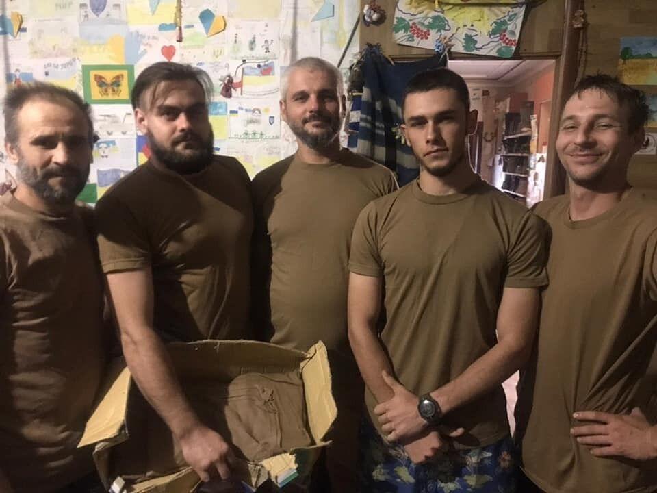 Андрій (другий праворуч)