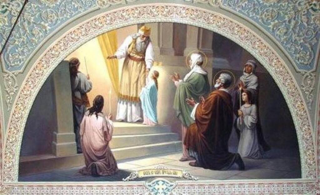 Введение вo храм Пресвятой Богородицы: поздравления в стихах и прозе