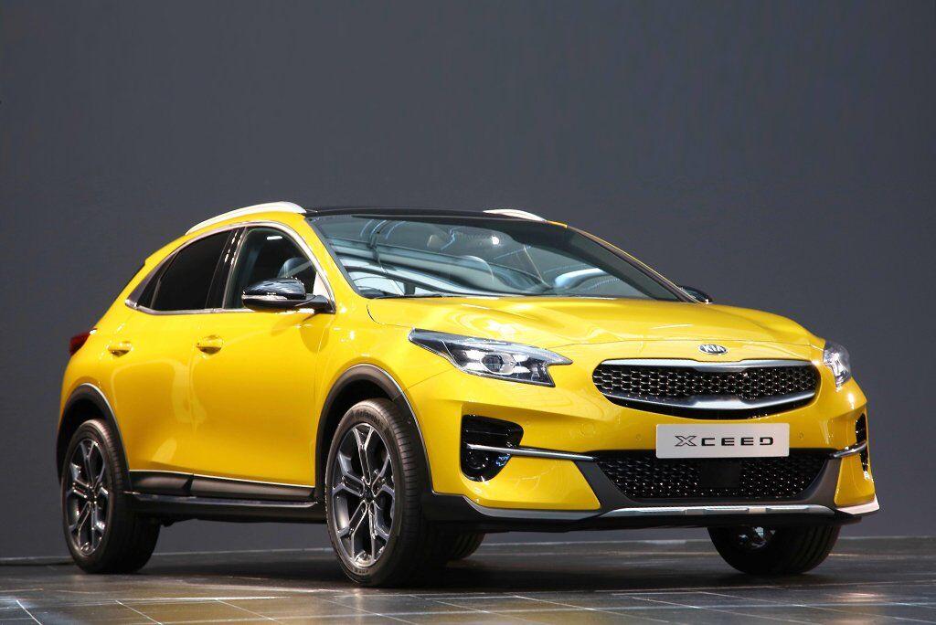 """Kia Ceed також завоював """"бронзу"""" в конкурсі """"Європейський автомобіль року 2019"""", поступившись електричному кросоверу Jaguar I-Pace і спорткару Renault Alpine A110"""