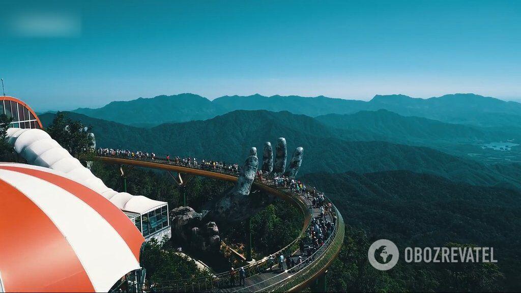 150-метровый Золотой мост