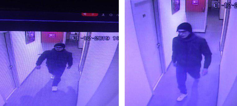Появилось фото предполагаемого убийцы трехлетнего ребенка в Киеве