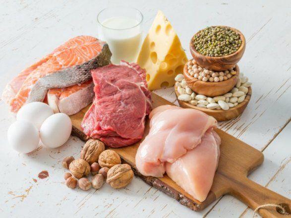 Відчуття ситості після білкової їжі зберігається довше