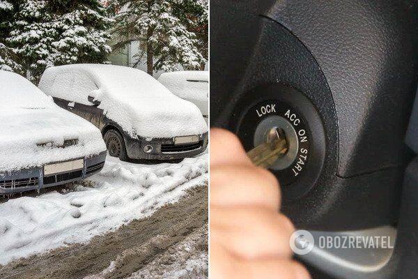 Зимний тест машины укажет на проблемы с подвеской