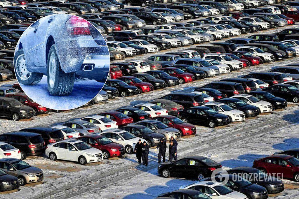 Как правило, зимой автомобили на вторичке дешевле