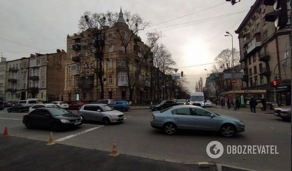 """Дома напротив ресторана """"Марио"""", возле которого произошло убийство сына Соболева"""