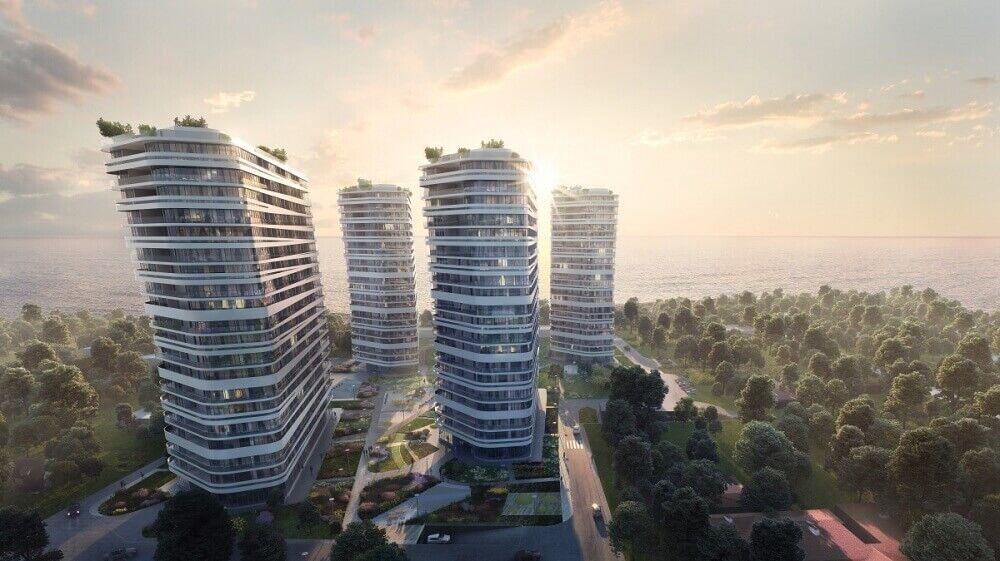 Строительство Kandinsky Odessa Residence соответствует законодательству – девелоперы