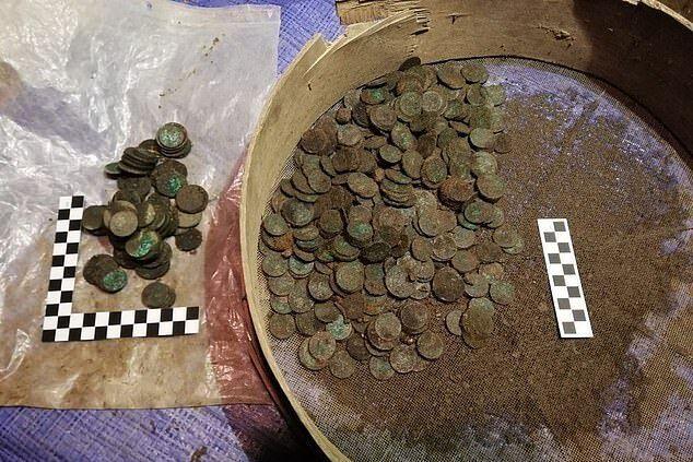 У Кракові виявили скарбницю 200-літніх монет