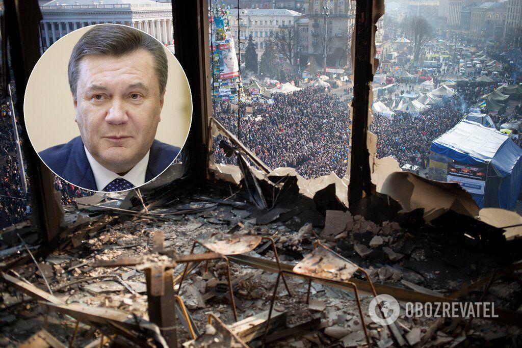 Сбежал после звонка пранкера? Стали известны сенсационные детали свержения Януковича