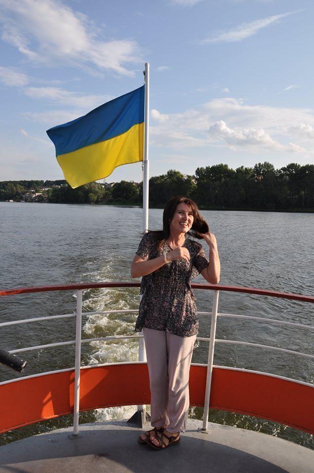 Скандальна вчителька Іванна Ружан