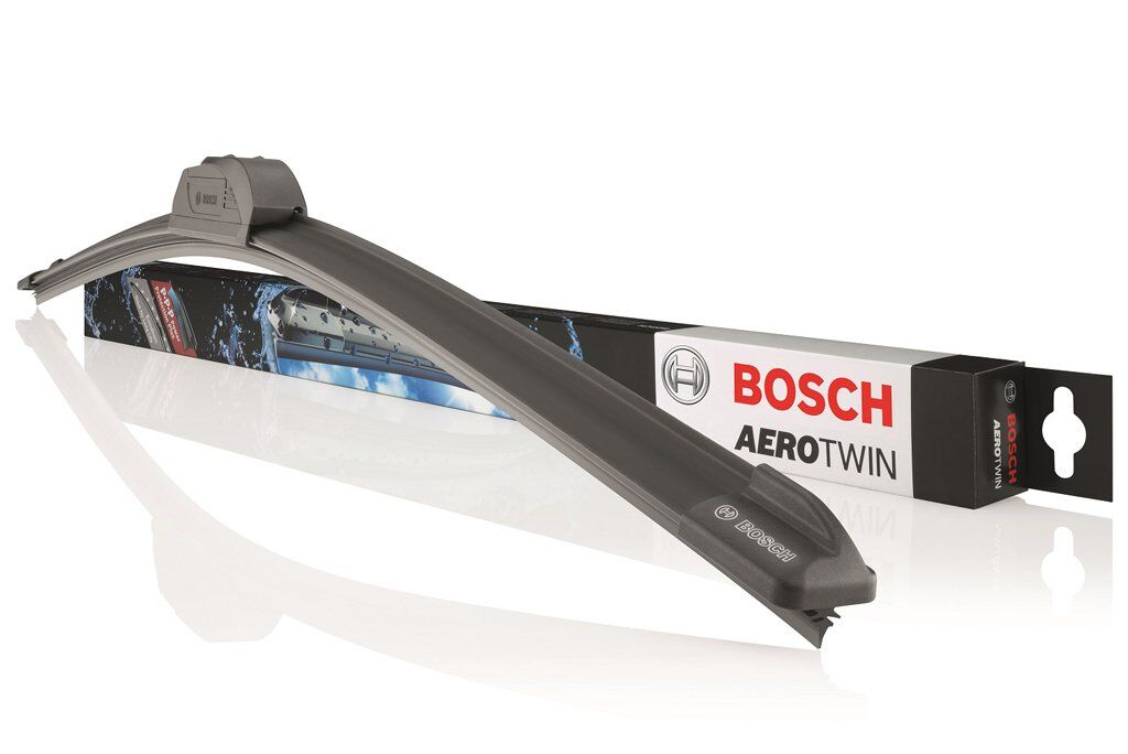 Бескаркасные щетки стеклоочистителей Bosch Aerotwin Plus