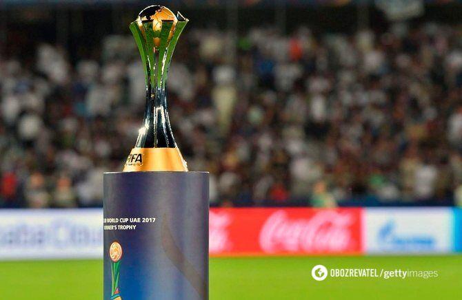 Трофей клубного чемпіонату світу ФІФА