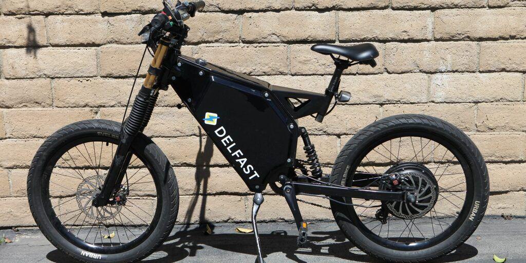 Електричний велосипед Delfast