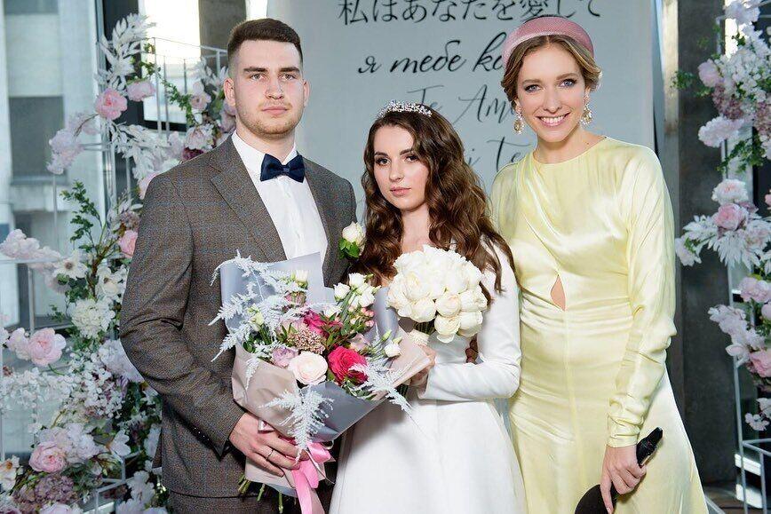Дочь Кузьмы Скрябина Мария-Барбара вышла замуж