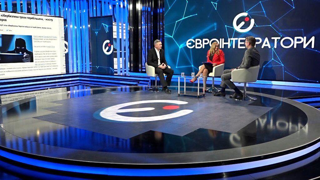 """""""Євроінтегратори"""" з Тетяною Поповою"""