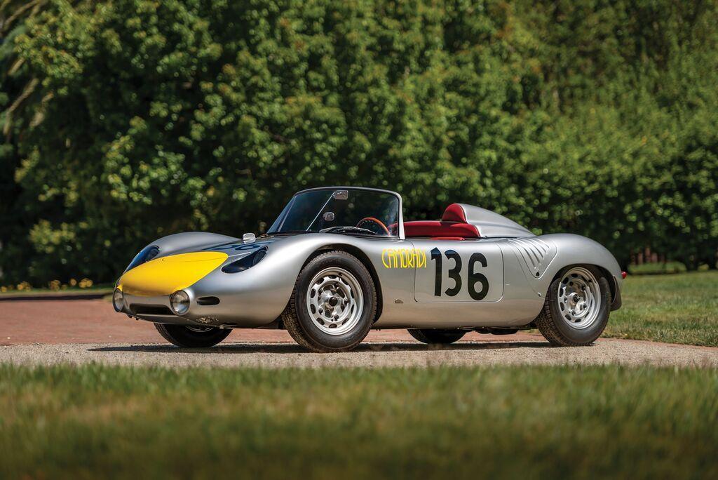 1960 Porsche 718 RS 60 Werks – $5 100 000