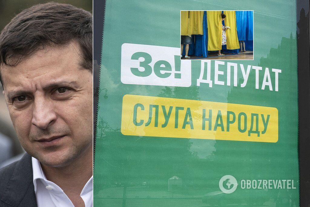 """Зеленский провалил местные выборы: почему украинцы не поверили """"Слуге народа"""""""