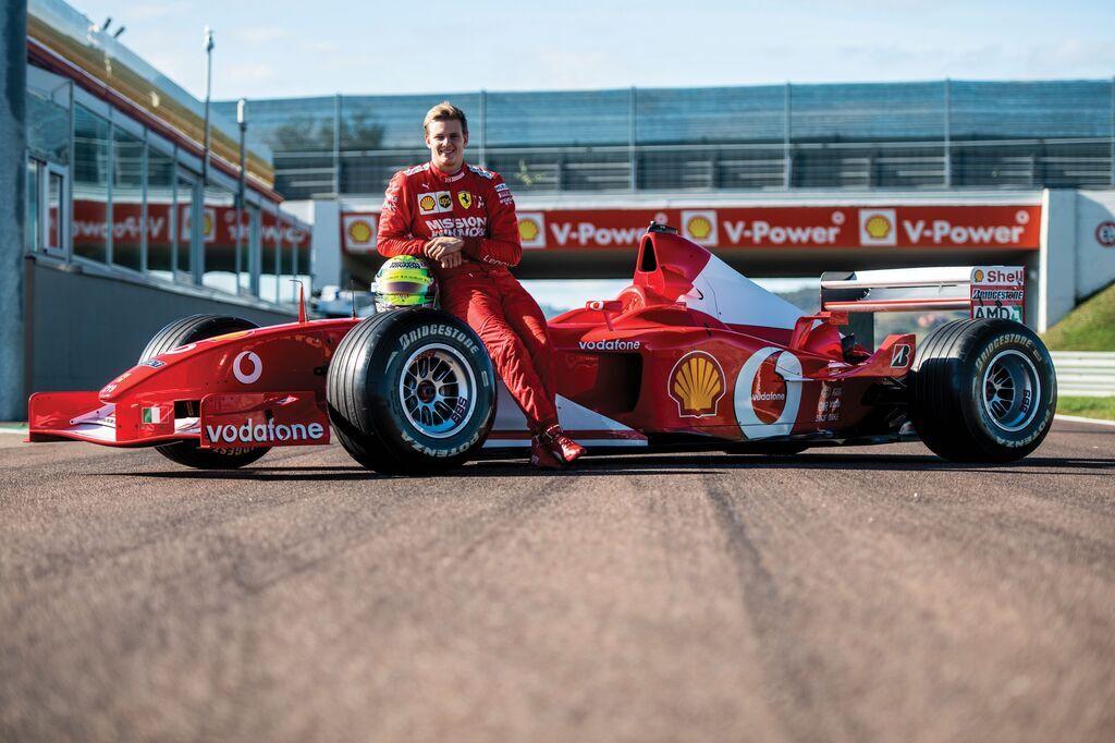 2002 Ferrari F2002 – $6 643 750