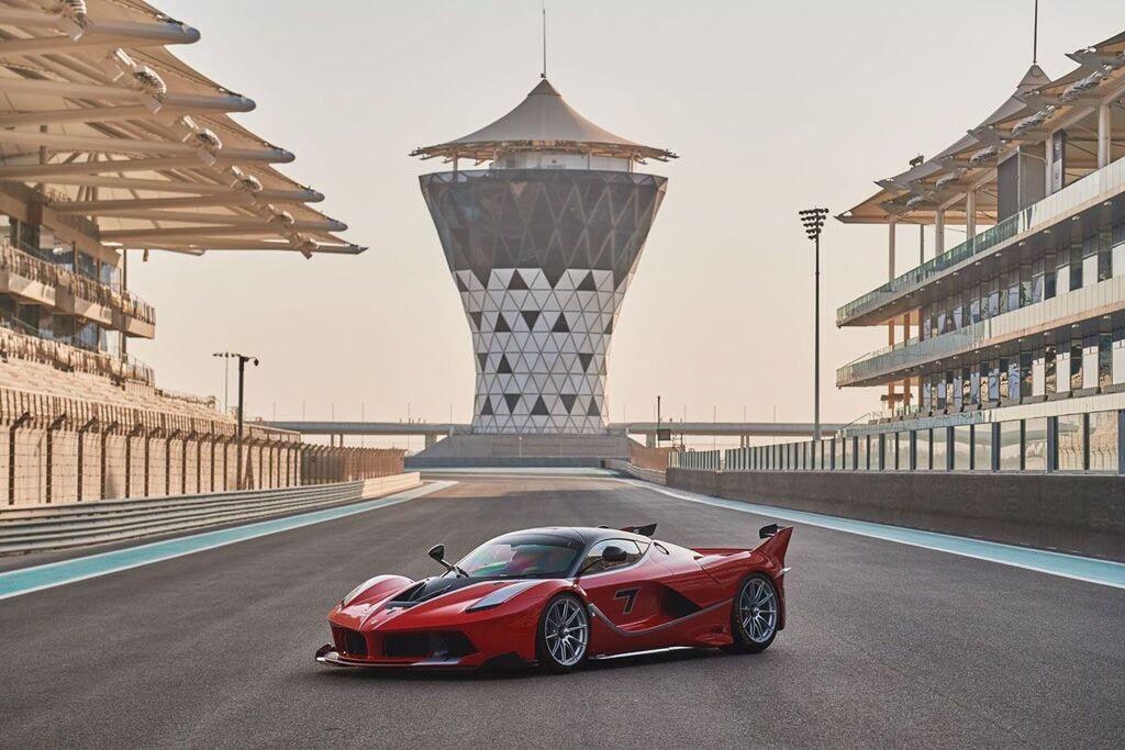 2015 Ferrari FXX K – $4 281 250