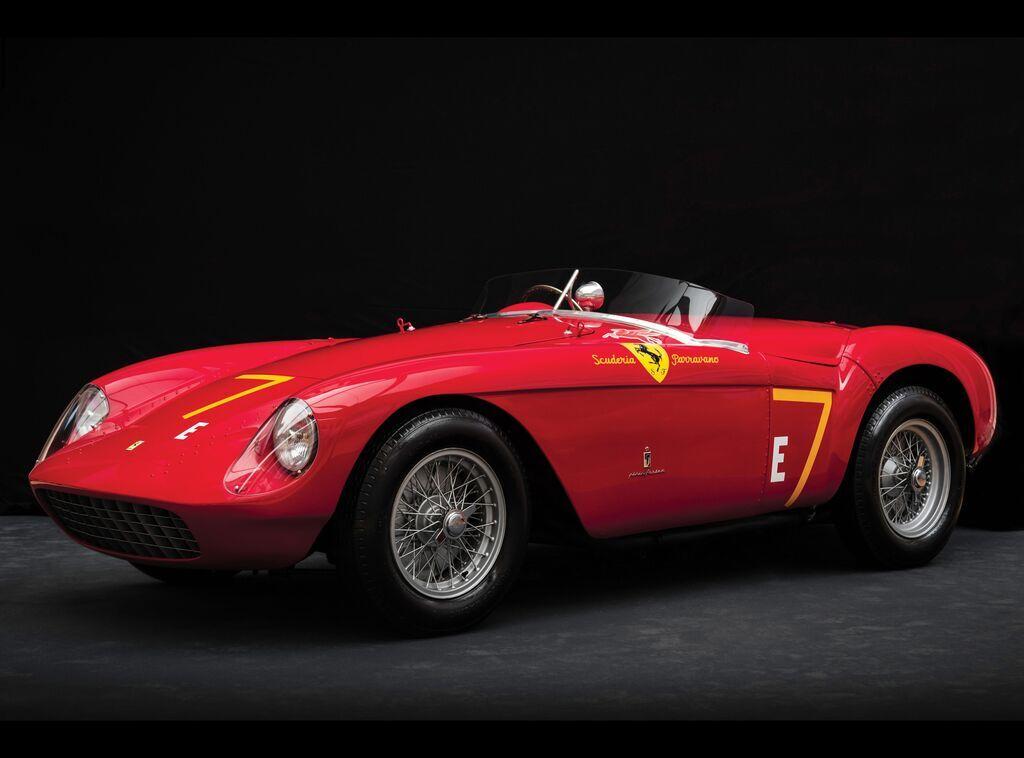 1954 Ferrari 500 Mondial Spider – $4 182 187