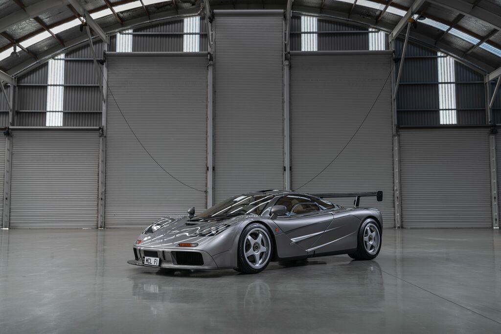 1994 McLaren F1 LM-Specification – $19 805 000