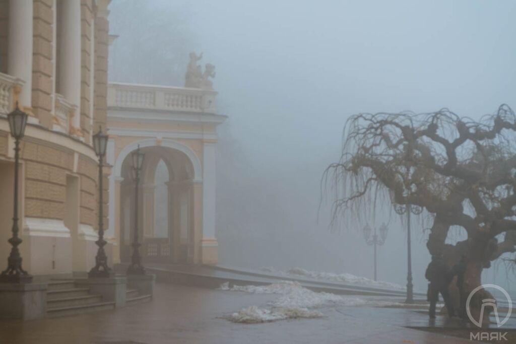 Прогноз погоды в Одессе на 24 декабря