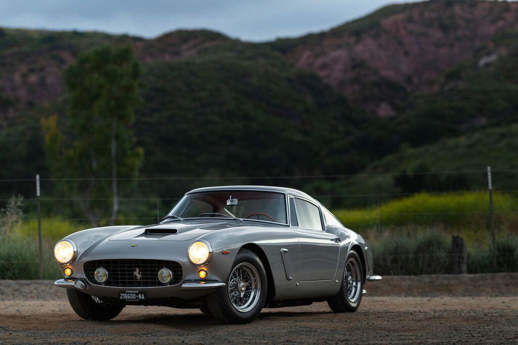 1962 Ferrari 250 GT SWB Berlinetta – $8 145 000