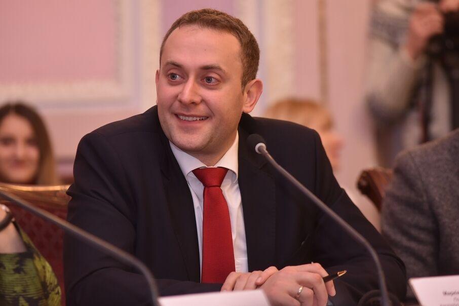 Зеленский уволил Мальского с должности главы Львовской ОГА