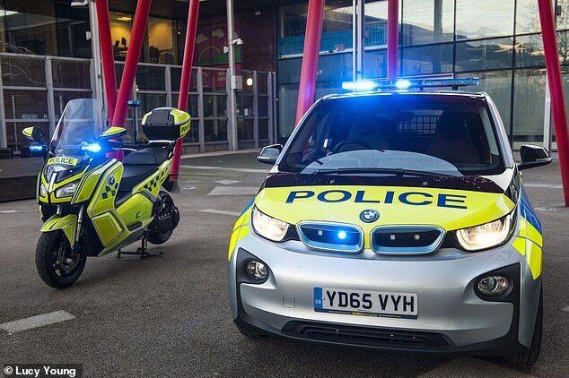 Поліцейський електротранспорт
