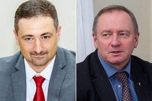 Смілянський і Недошковський