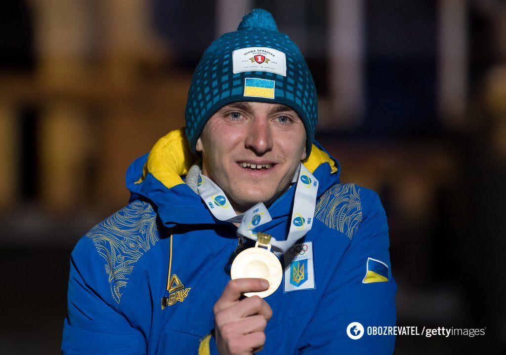 Дмитрий Пидручный стал первым чемпионом мира в Украине среди мужчин