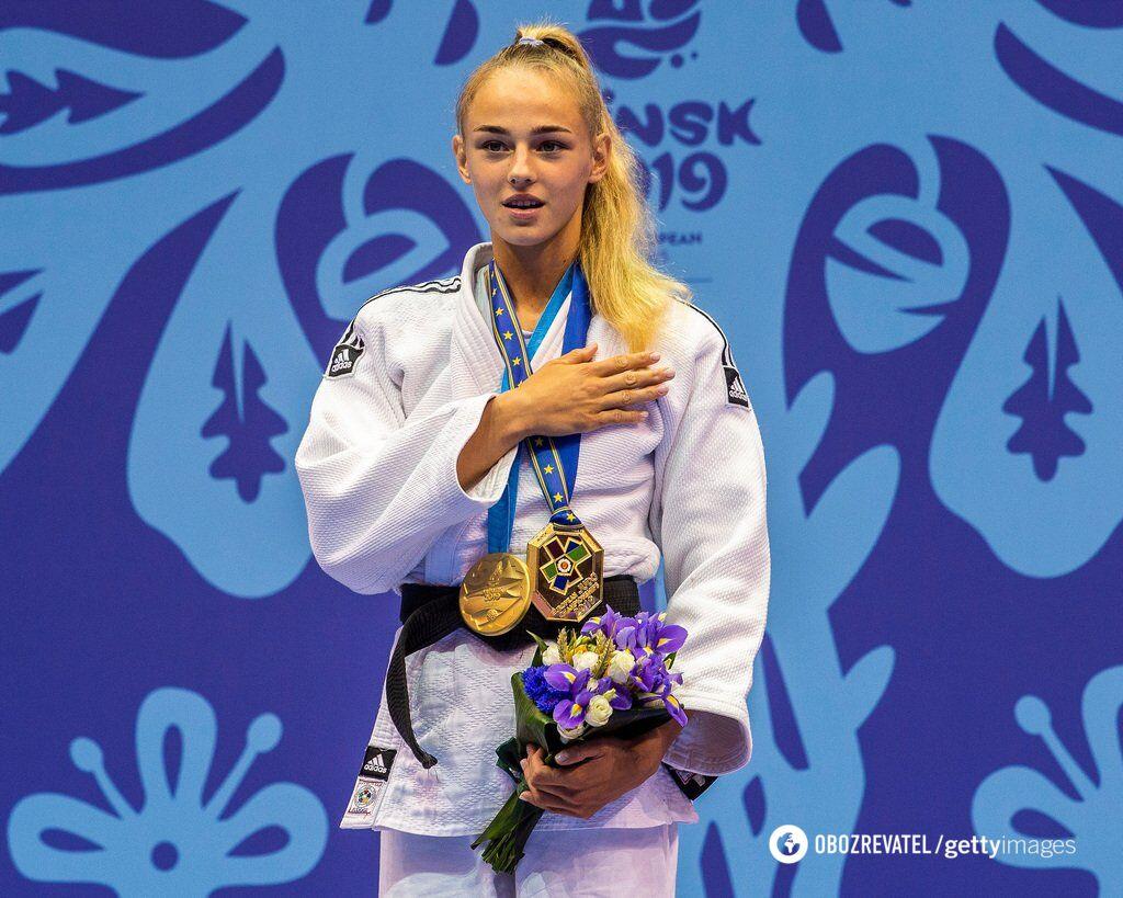 Дарина Білодід в 2019-му стала двічі чемпіонкою світу