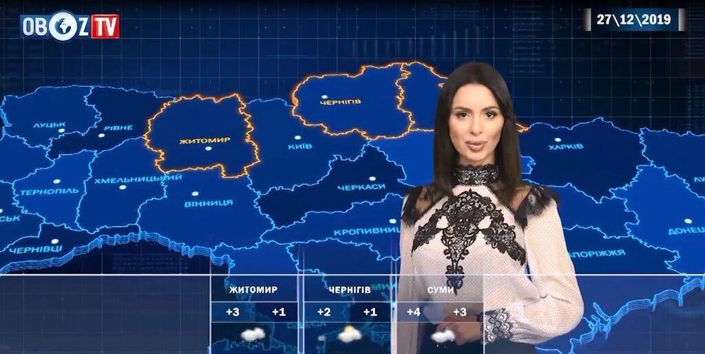 Де випаде сніг: прогноз на 27 грудня від ObozTV