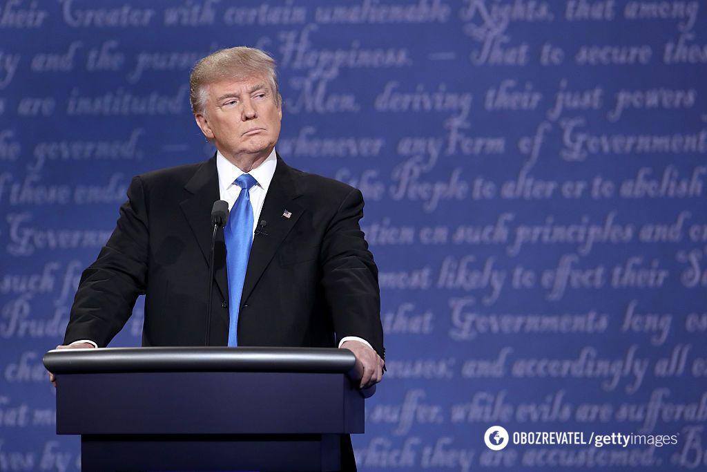 """Дональда Трампа может """"снять"""" молодое поколение"""