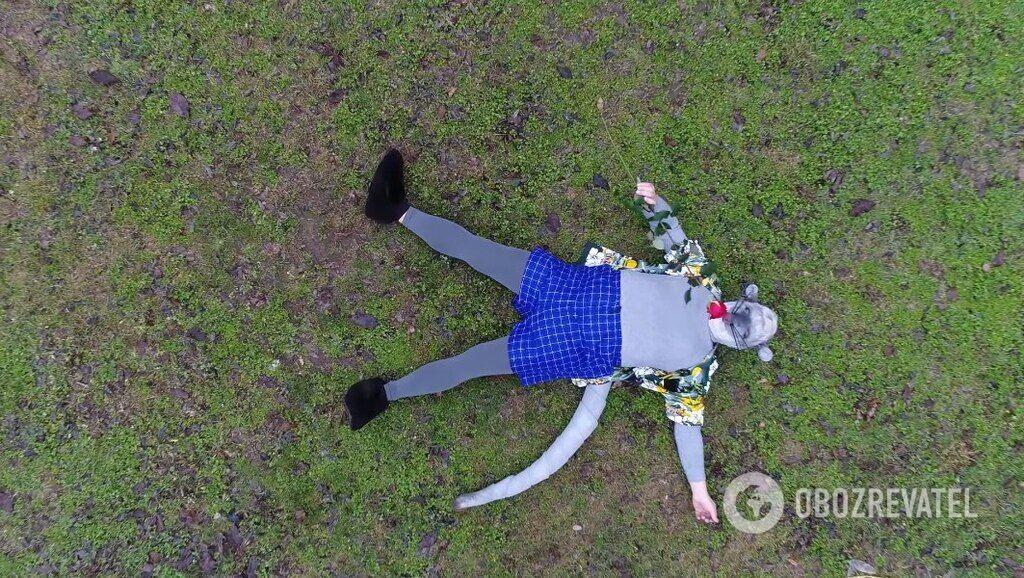 Директор Одеського зоопарку зняв відео, вбравшись щуром