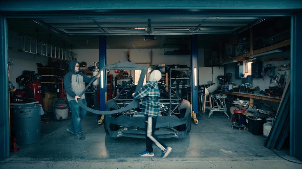 Почти два года ушло на создание Lamborghini Aventador с помощью 3D-принтера