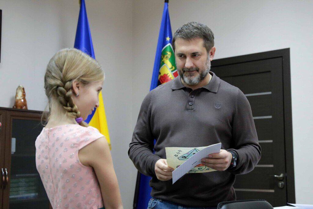 Катя Щербак і Сергій Гайдай