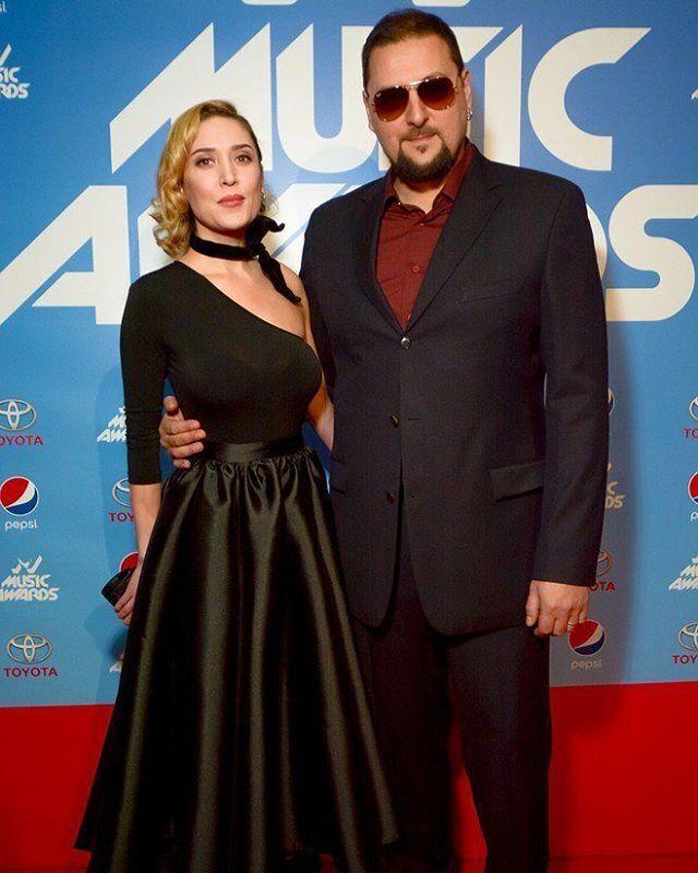 Алена Винницкая и Сергей Алексеев