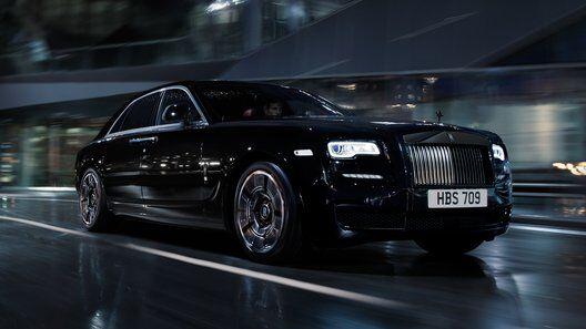 Rolls-Royce Ghost Стаса Михайлова