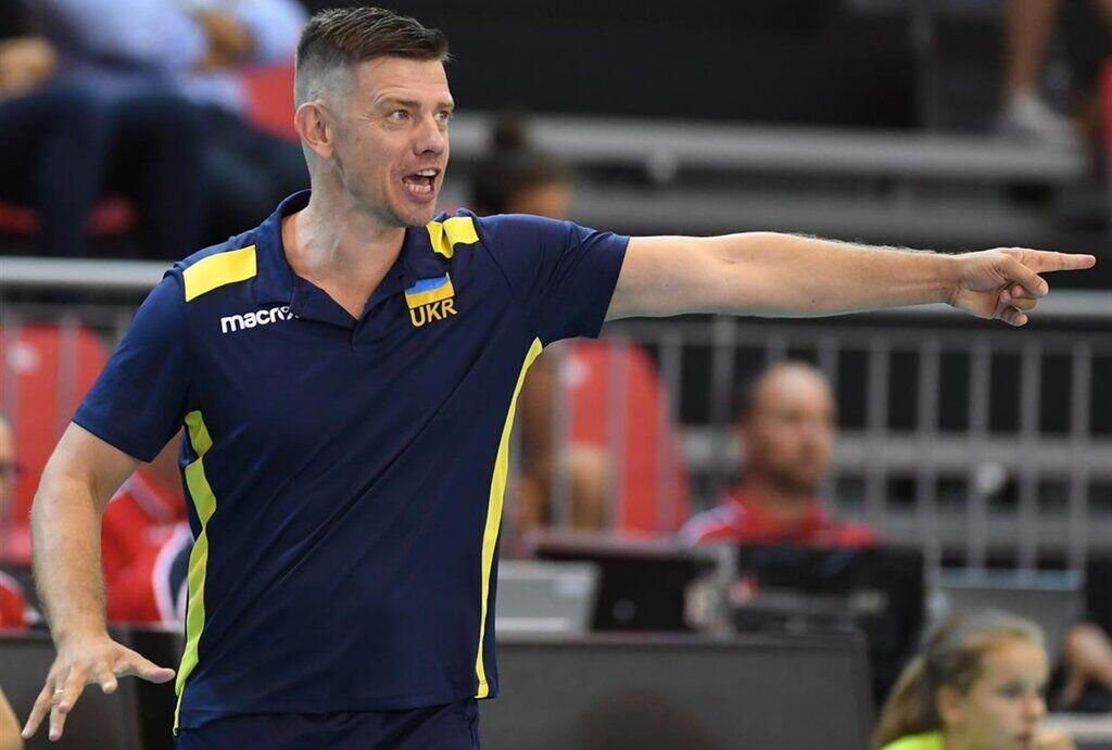 Угіс Крастіньш творить історію збірної України з волейболу