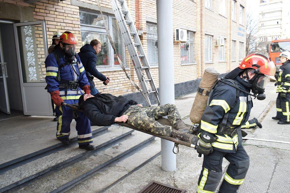 У Донецькій області відбулися командно-штабні навчання