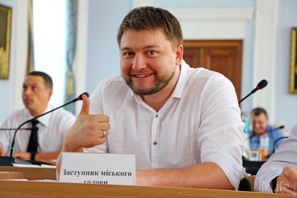 Турупалов стал советником Гончарука