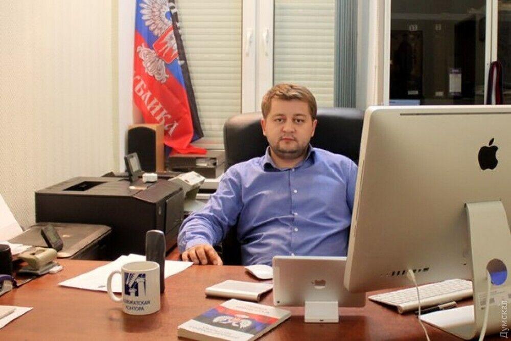 """Брат Турупалова работает в """"ДНР"""""""