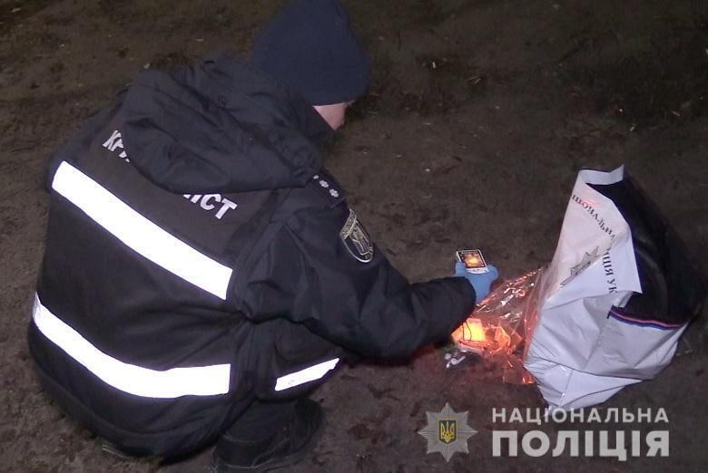 У Святошинському районі Києва в парку жорстоко вбили чоловіка
