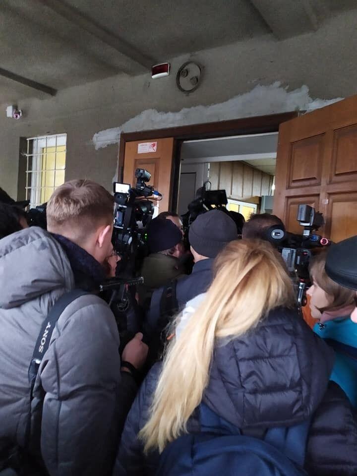 Суд над організаторами теракту в Харкові