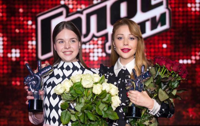 Элина Иващенко и Тина Кароль