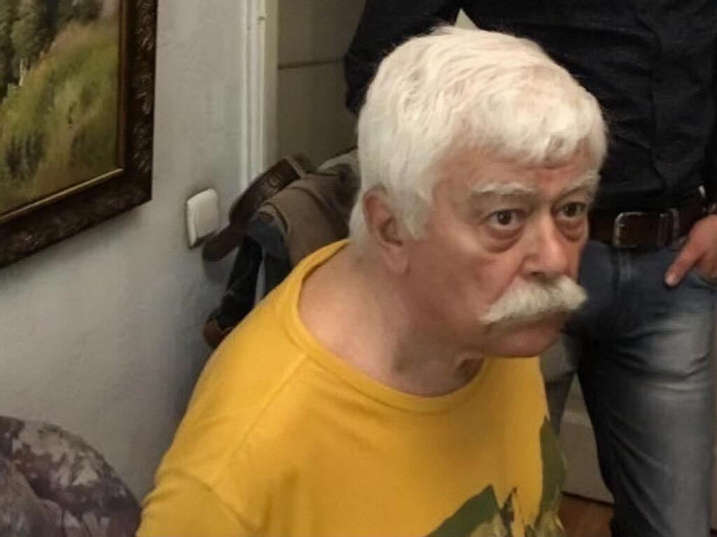 Мехті Логунов. 85-річного пенсіонера вже звільнили