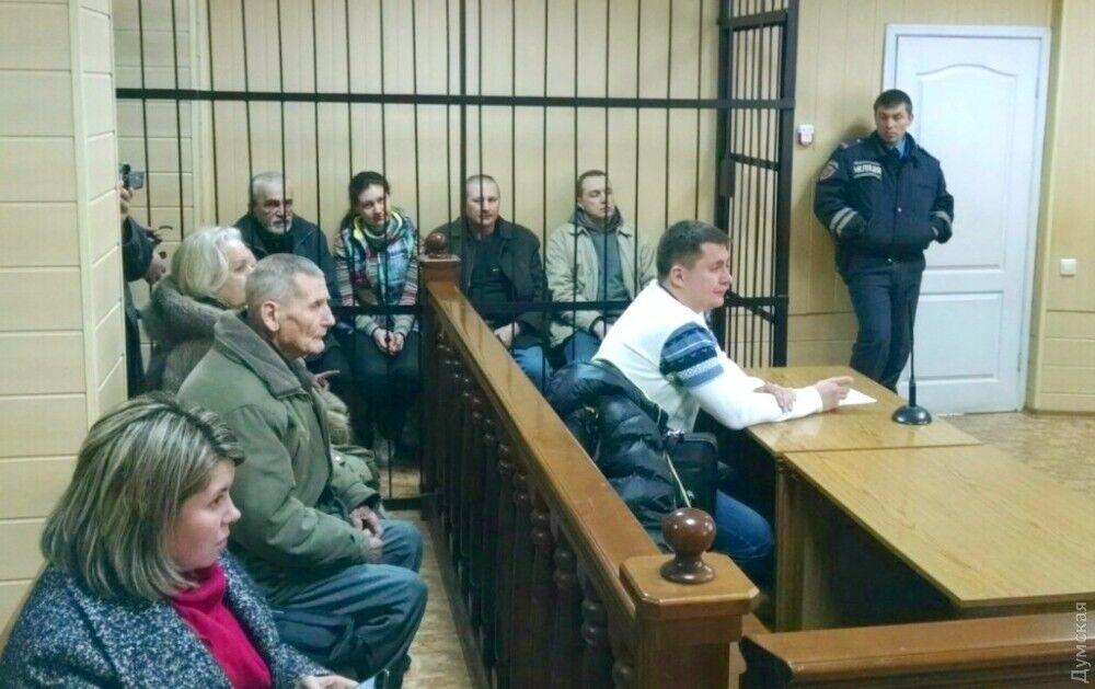 Групу підозрюють у серії вибухів в Одесі