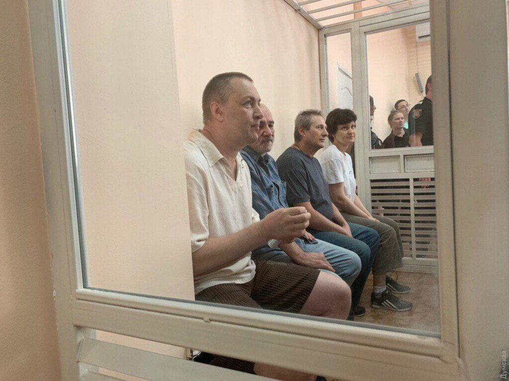 """""""Одесских взрывателей"""" обменяют на захваченных террористами украинцев"""